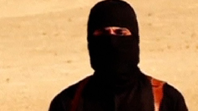 ¿Para qué el Estado Islámico eligió al 'Yihadista John' como verdugo de periodistas?