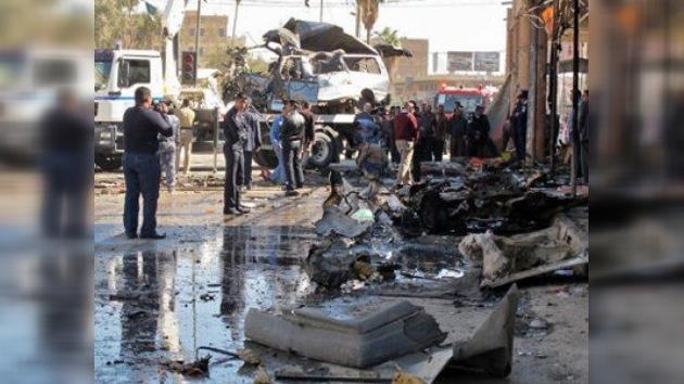 Irak 'celebra' el noveno aniversario de su invasión por EE.UU. con sangrientos atentados