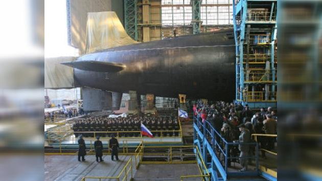 Armada rusa realizó segundo lanzamiento exitoso de misil Bulavá