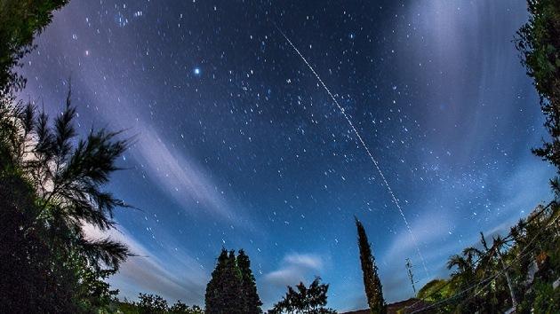Una lluvia de Oriónidas iluminará el cielo a finales de octubre
