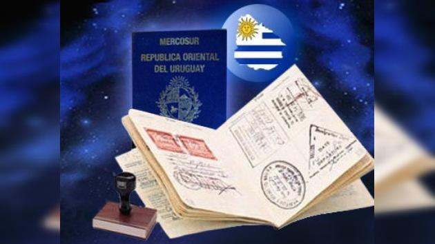Entra en vigor el régimen de exención de visados entre Rusia y Uruguay