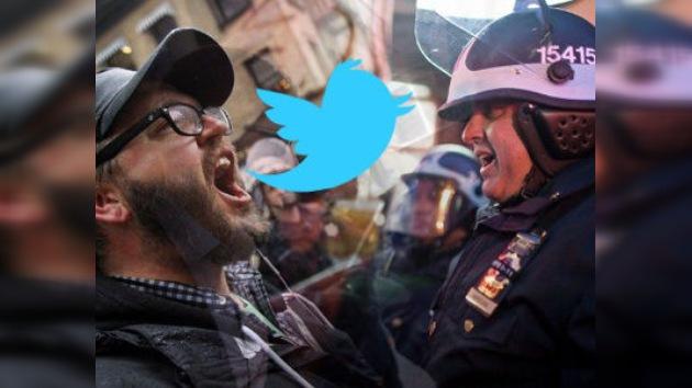 'Ocupa Wall Street' contra la policía: la 'indignación' llega a Internet