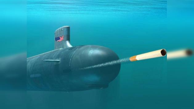 Marina estadounidense prohíbe fumar en submarinos