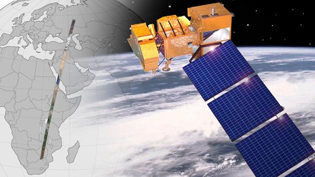La Nasa toma una foto panorámica de la Tierra de 9.600 kilómetros