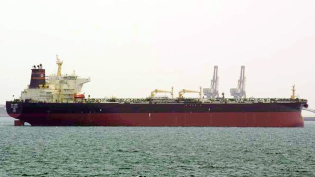 Alerta en el golfo Pérsico por un derrame de crudo