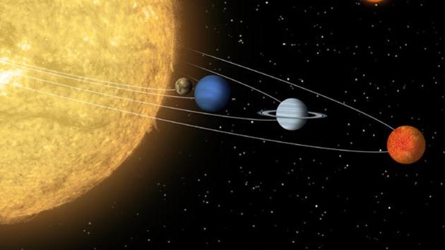 Identifican un sistema solar 'gemelo' del nuestro