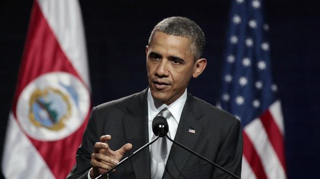 """Obama """"no prevé"""" el despliegue de las tropas de EE.UU. en Siria"""