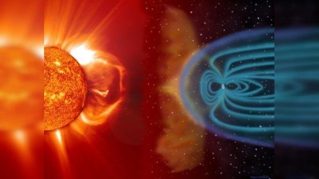 El destello más potente del sol