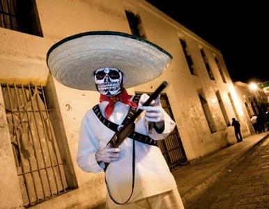 El Día de los Muertos en América Latina