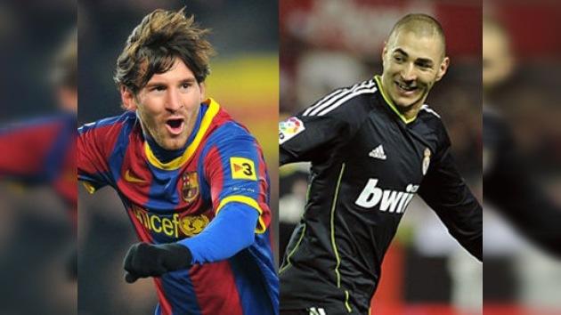 Copa del Rey: el Real Madrid y el Barcelona, a un paso de la final soñada
