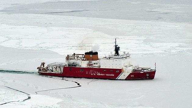 La Armada de EE.UU. requiere una inversión masiva para pugnar por las rutas del Ártico