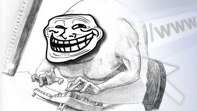 """Científicos: """"Los 'trolls' en Internet son sádicos y psicópatas"""""""