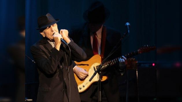Leonard Cohen: un maestro en el Kremlin