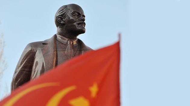 Corazones 'rojos': La mayoría de los ciudadanos exsoviéticos añora la URSS