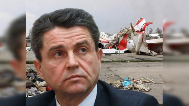 Rusia verifica la investigación sobre el avión presidencial polaco