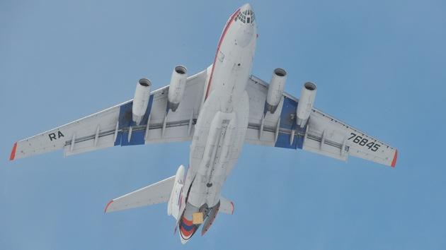 """¿Hubo una nave? Países Bajos se desdice sobre la """"intercepción"""" de un avión ruso"""