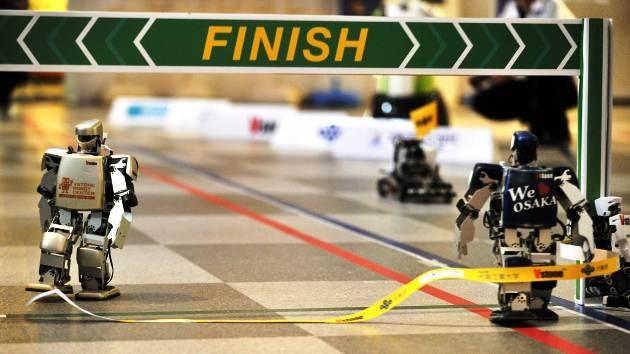 Japón convoca una olimpiada de robots