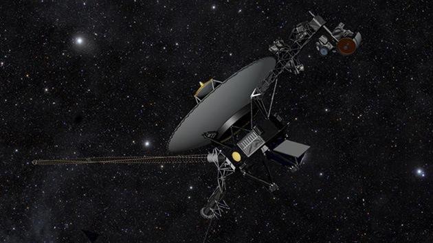 Disfrute de la música espacial 'interpretada' por el dueto de las Voyager