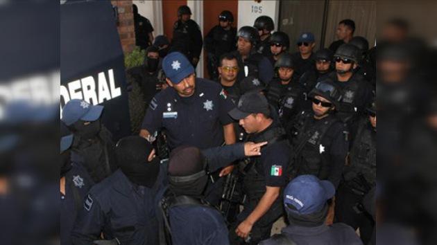 Secretaría de Seguridad Pública mexicana inicia investigación de agentes