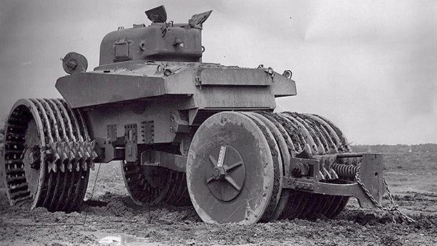 'Monstruos' blindados: los tanques y vehículos armados más raros del mundo