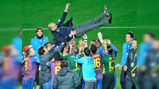 Guardiola, una vez más elegido mejor técnico del mundo