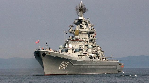 La Flota rusa del Norte explorará nuevas áreas de navegación en el Ártico