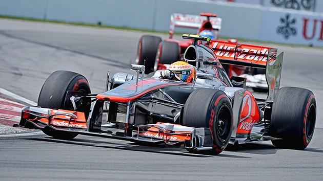 Fórmula 1: Hamilton reina en Canadá y arrebata a Alonso el liderato