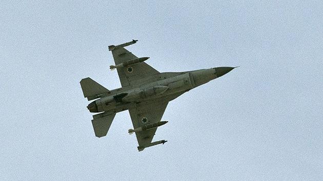 Israel informó a EE.UU. de sus planes de bombardear la instalación militar siria