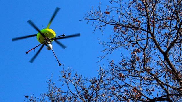 El gobierno estadounidense restringe el uso de drones en periodismo