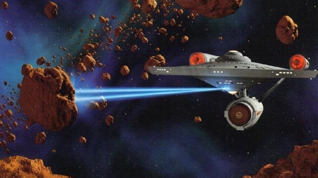 El fáser de 'Star Trek', hecho realidad: Crean un láser que utiliza sonido en lugar de luz