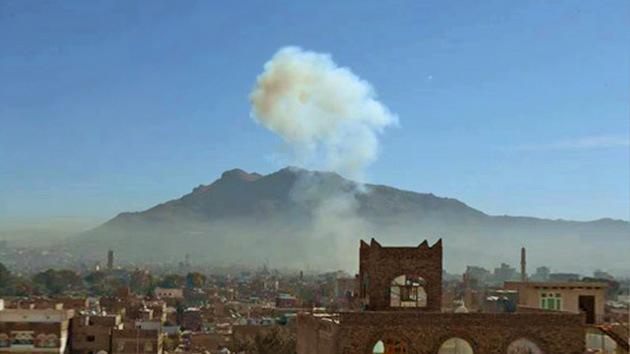 Fotos: Decenas de muertos tras un atentado contra el Ministerio de Defensa de Yemen