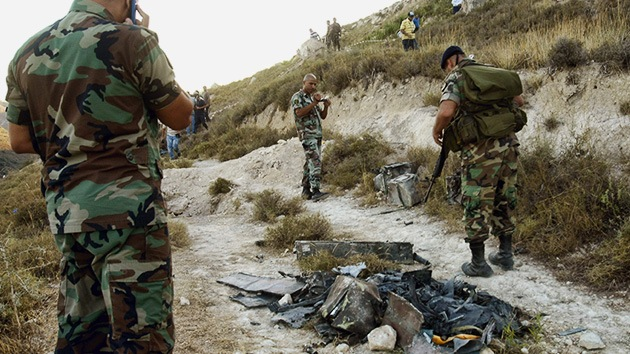 Hezbolá reconoce que el avión espía que sobrevoló Israel era suyo