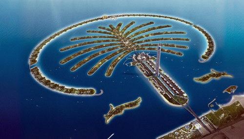 Las islas artificiales más grandes del mundo