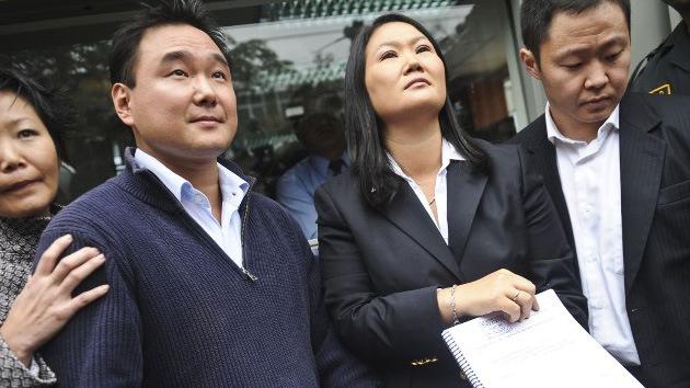 Perú determinará si Fujimori desea ser indultado