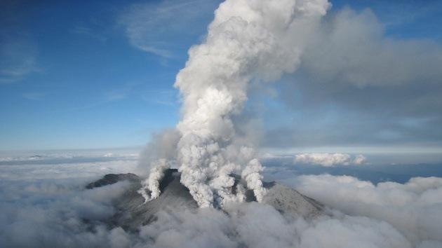 Minutos antes de la muerte: Aparecen últimas fotos de las víctimas del volcán japonés