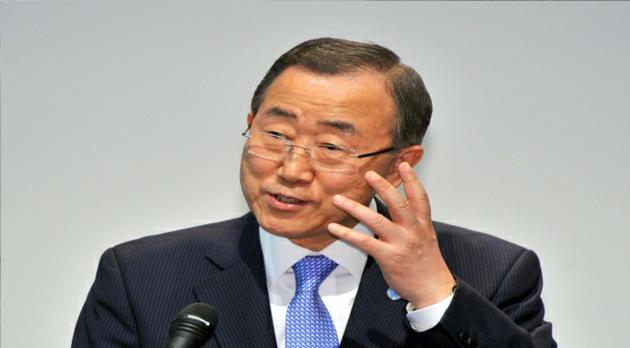 Ban Ki-moon: Irán debe demostrar al mundo que su programa nuclear es pacífico