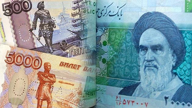 Rusia e Irán establecerán un banco conjunto
