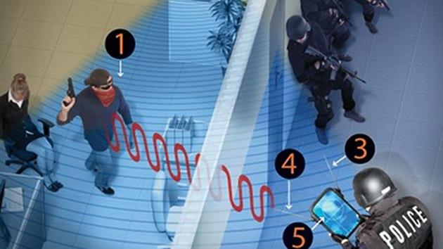Las redes Wi-Fi permitirán 'vigilar' a personas a través de la pared