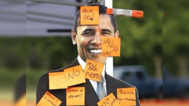 Obama puede quedarse sin una segunda oportunidad