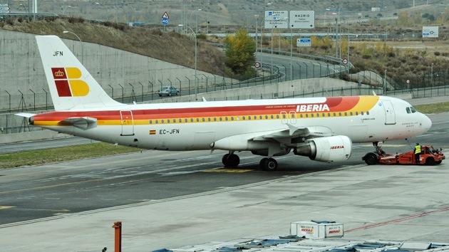 La aerolínea Iberia vive la mayor huelga de su historia