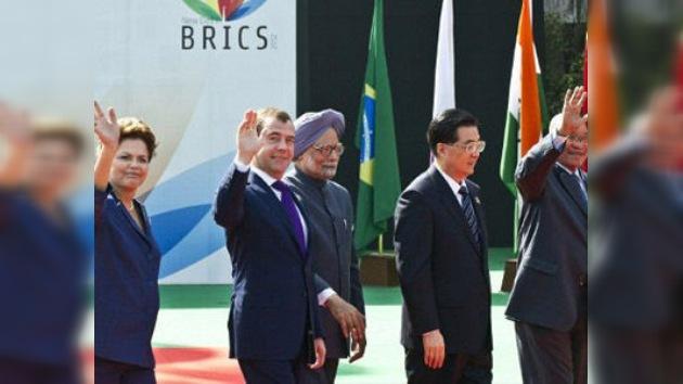 El BRICS tendrá su propio banco de desarrrollo