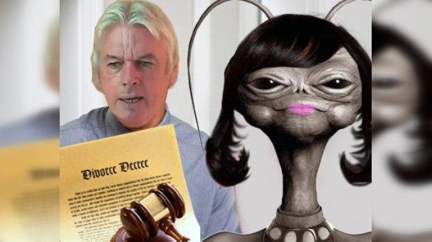 Un británico se divorcia alegando que su esposa es extraterrestre