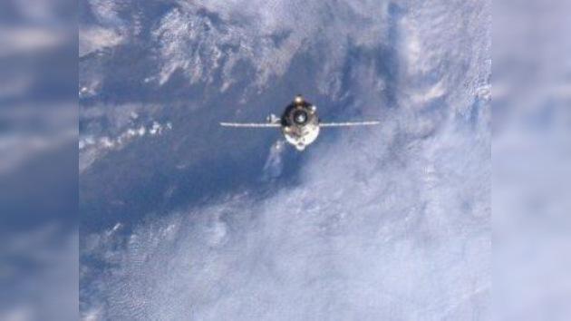 El carguero espacial Progress emprende su último viaje