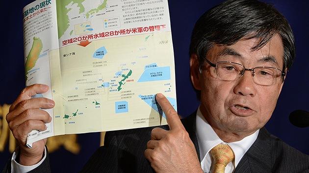 Un alcalde japonés se niega a que EE.UU. plante una base militar en su ciudad
