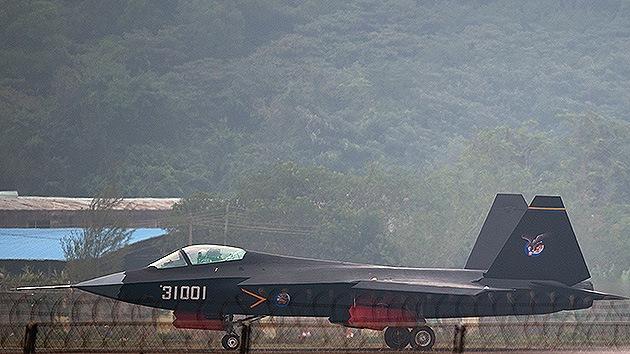 Pugna aérea entre China y EE.UU.: El Pentágono busca una respuesta al caza J-31