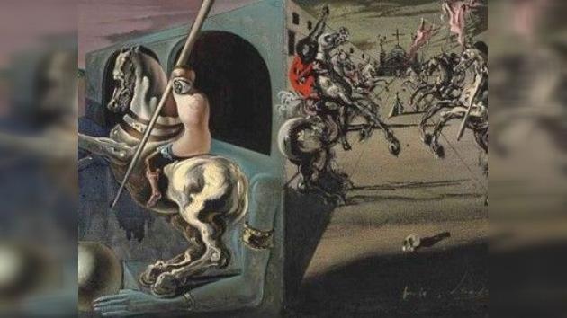 Leonardo DiCaprio adquiere 'un Dalí'