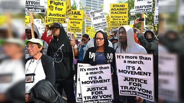 Florida: marchan en memoria del joven afroamericano asesinado hace un mes