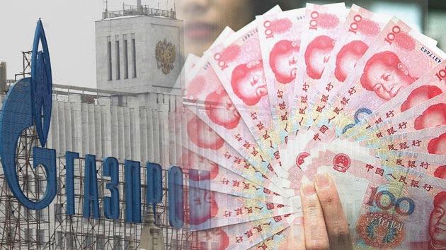 ¿Rusia y China ya tienen lista la tumba del dólar? Gazprom quiere colocar eurobonos en yuanes