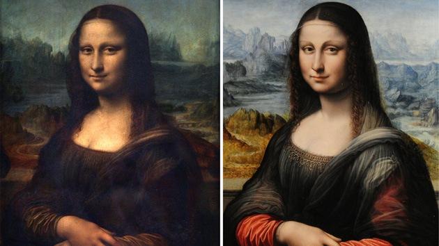 ¿Es la Mona Lisa el primer retrato en 3D?