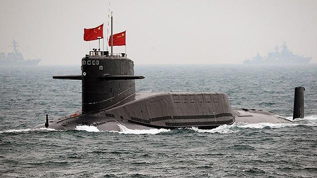 China desarrolla un revolucionario submarino de alta velocidad